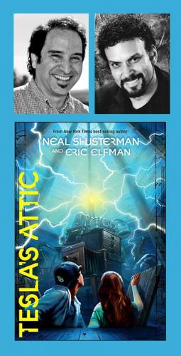 Highlands Ranch Neal Shusterman is a screen and TV writer and the author of thirty books for young readers including the best-selling Unwind and ...  sc 1 st  Tattered Cover & Neal Shusterman u0026 Eric Elfman - Teslau0027s Attic | Tattered Cover Book ...