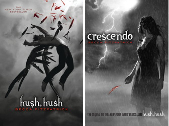 Becca Fitzpatrick Hush Hush Crescendo Tattered Cover Book Store