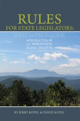 Rules for State Legislators  -  front cover