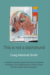 This is not a dachshund - front cover